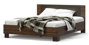 Недорогая двуспальная кровать Вероника