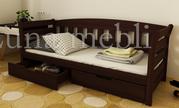 Подростковая кровать из дерева  Тэдди